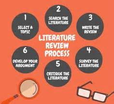Writing a research paper reviewing the literature