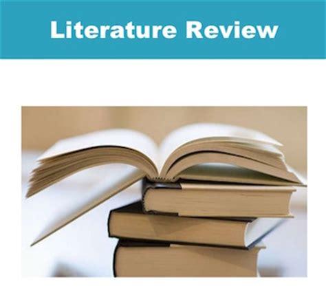 LibGuides: Literature Review: Conducting & Writing: Sample